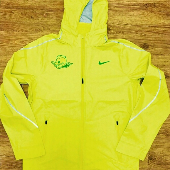 Men s New Nike Oregon Ducks Windbreaker XL d64d20d2b